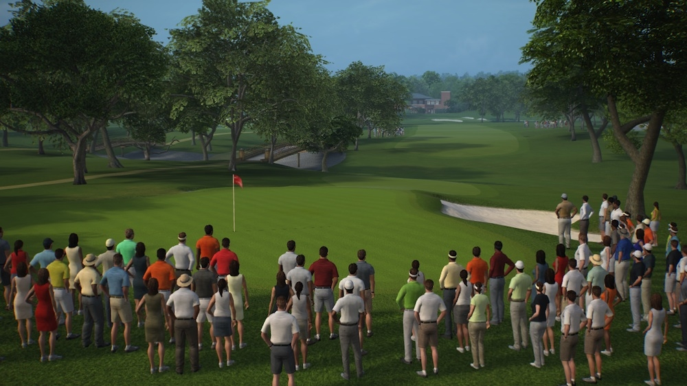 Image from Tiger Woods PGA TOUR�