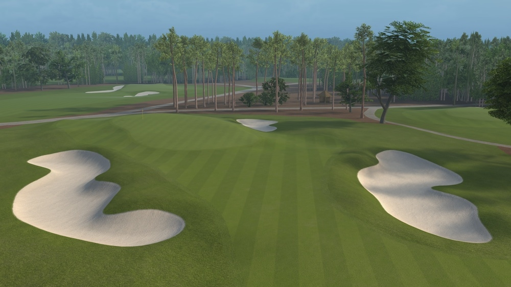 Image from Tiger Woods PGA TOUR® 14