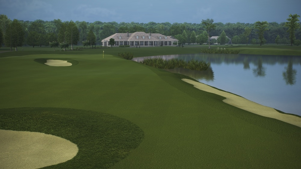 Image from Tiger Woods PGA TOUR 14