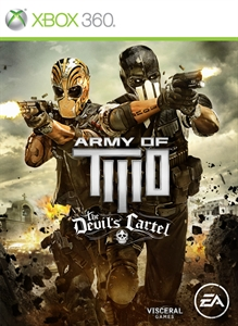 TRAILER ARMY OF TWO™  THE DEVIL'S CARTEL OVERKILL