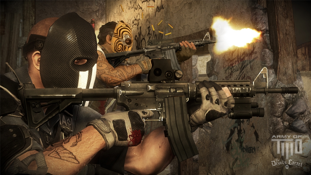 Immagine da Army of TWO™ The Devil's Cartel