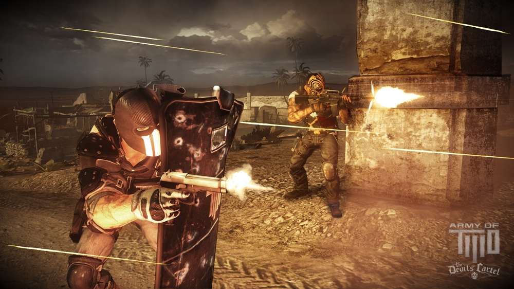 Imagem de Army of TWO™ The Devil's Cartel