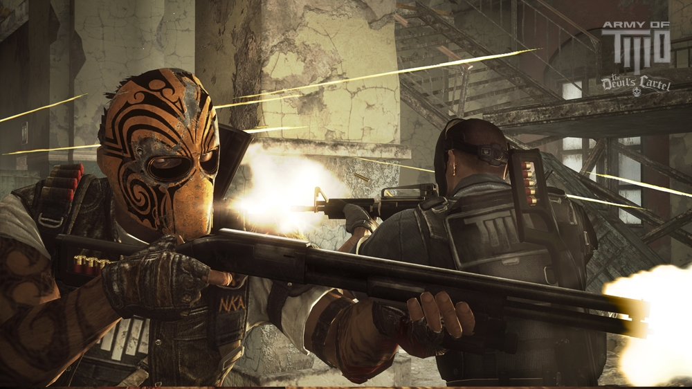 Bild från Army of TWO™ The Devil's Cartel