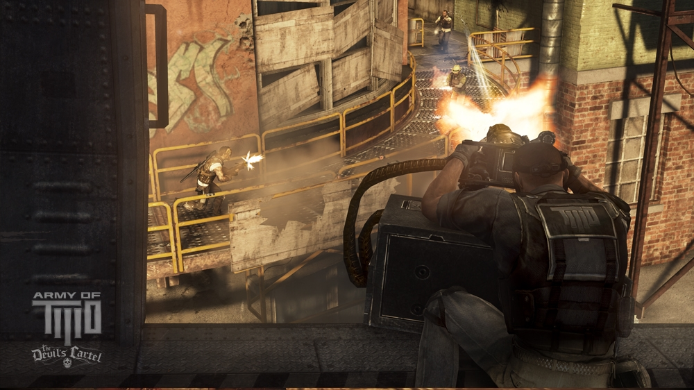 Image de Army of TWO™ Le cartel du diable