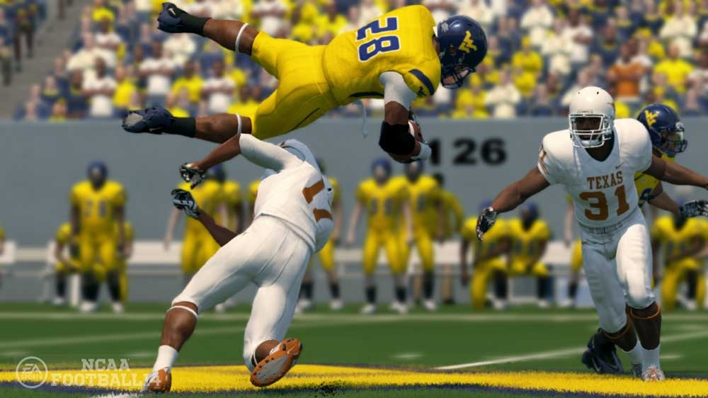 Image from NCAA® Football 14