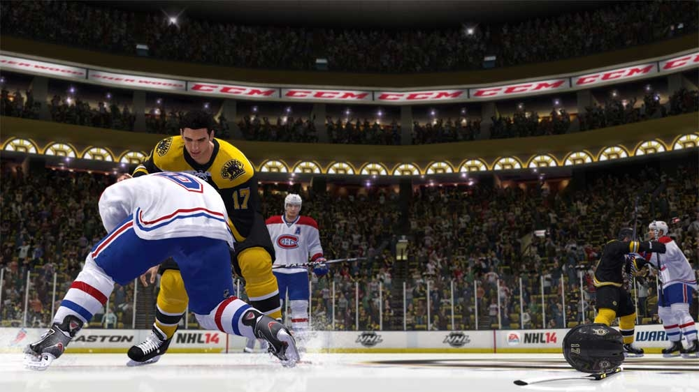 Image from NHL®14
