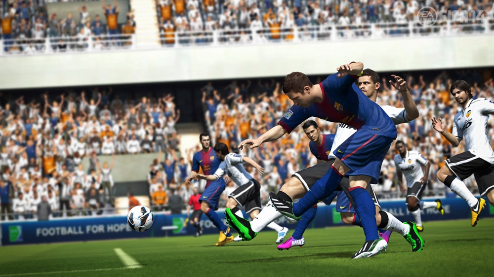 Image from FIFA 14