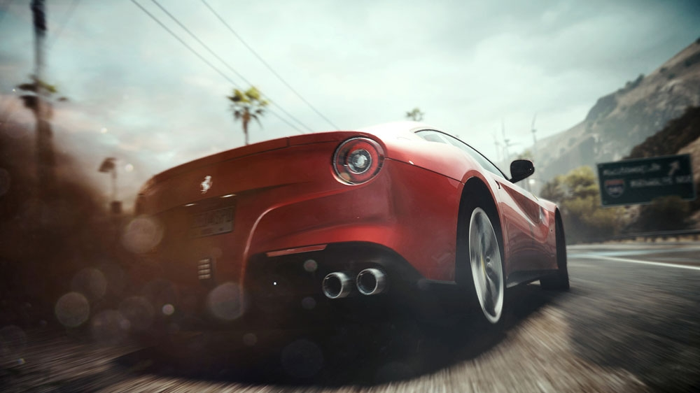Billede fra Need for Speed™ Rivals
