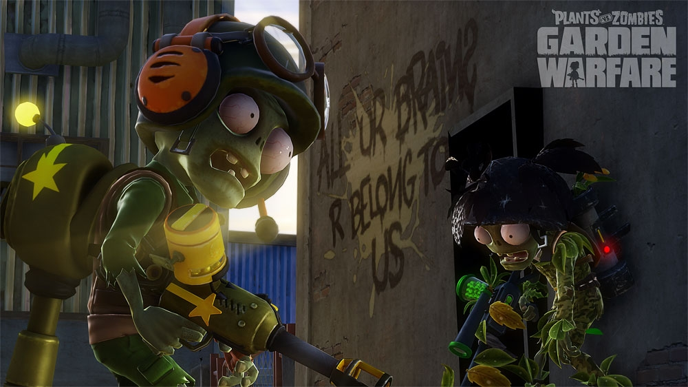 Image de Plants vs Zombies Garden Warfare