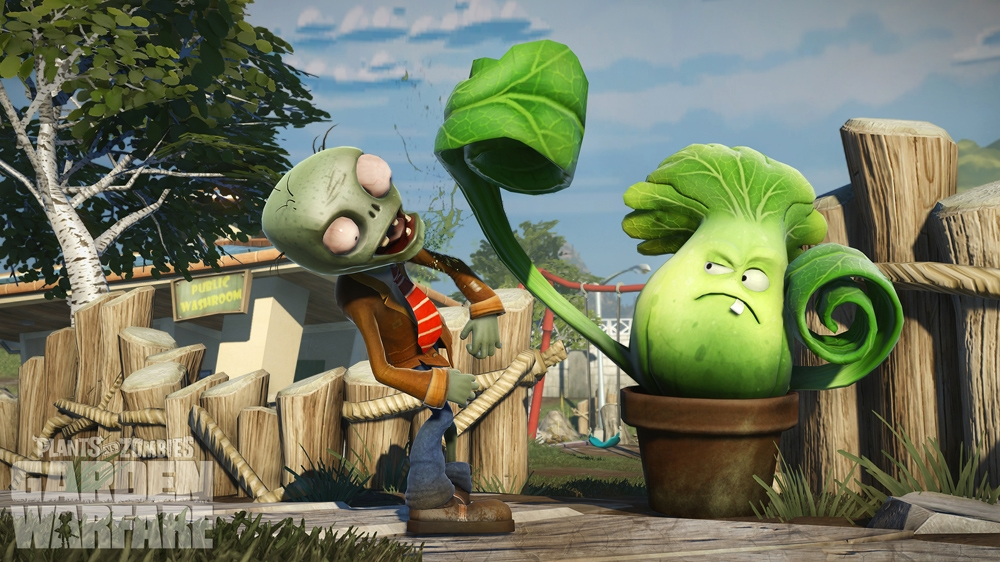 Imagem de Plants vs Zombies Garden Warfare
