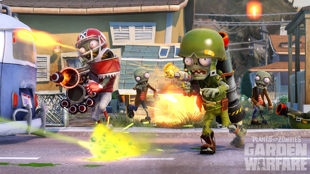 Image from Plants vs Zombies Garden Warfare