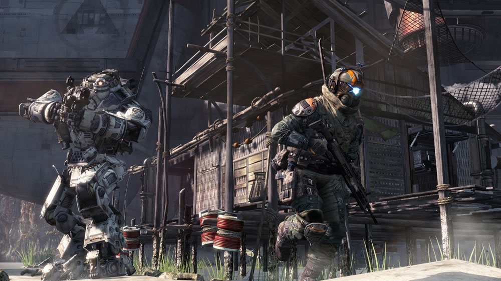 Image from Titanfall Deluxe Edition