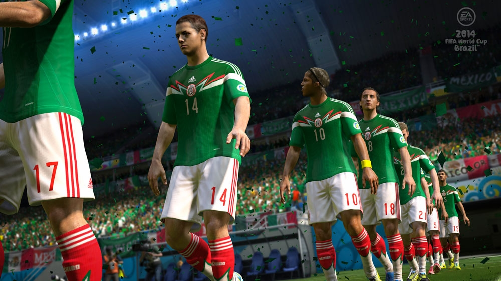 Imagem de EA SPORTS™ 2014 FIFA World Cup Brazil™