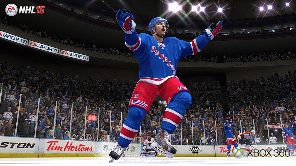 Image from NHL15