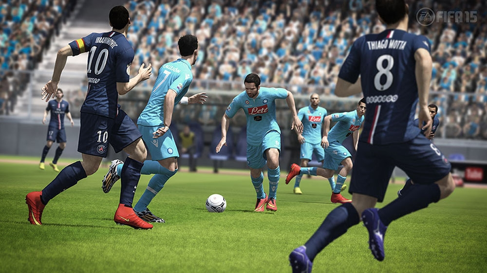 Image from FIFA 15