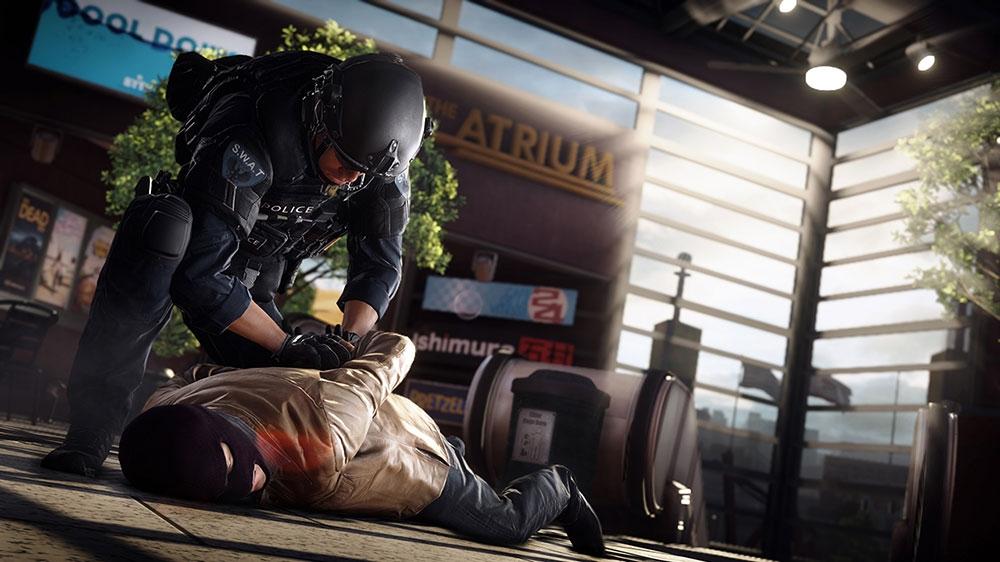 Image from Battlefield™ Hardline