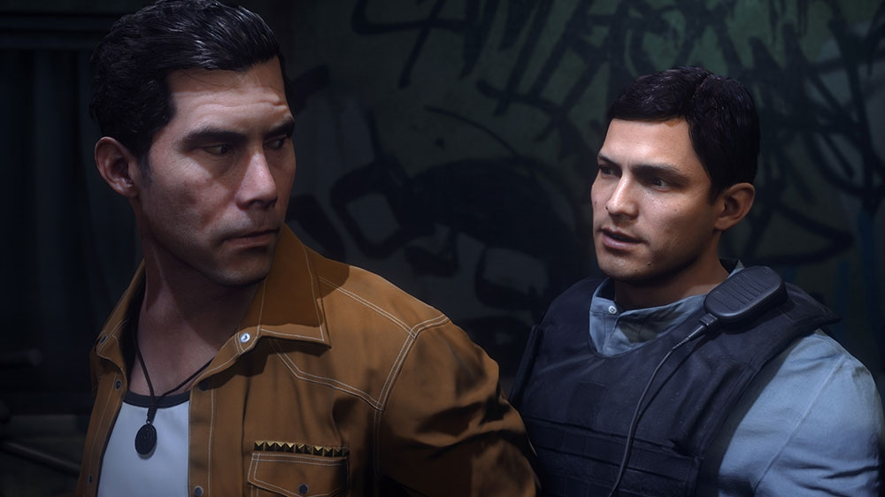 Image from Battlefield™ Hardline Beta