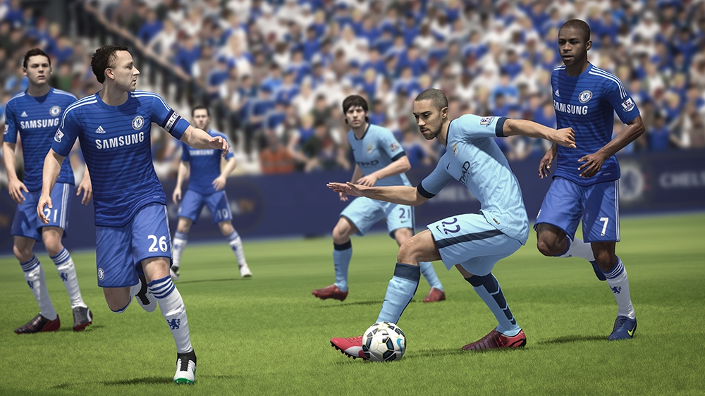 Image from EA SPORTS™ FIFA 16