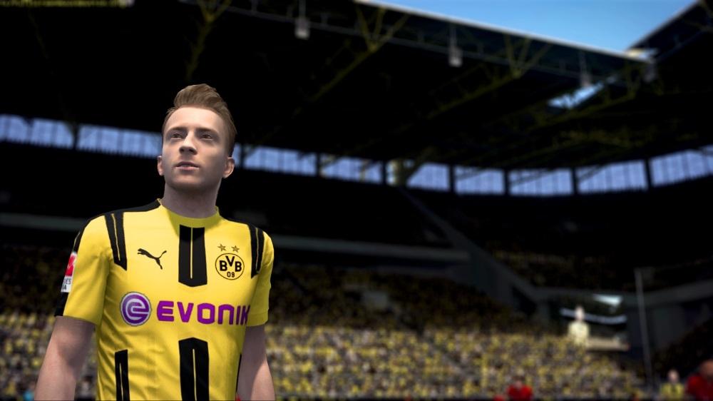EA SPORTS™《FIFA 17》 的影像