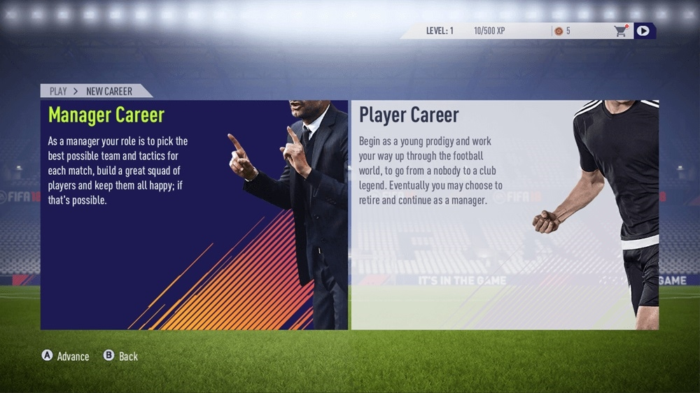 Image from FIFA 18