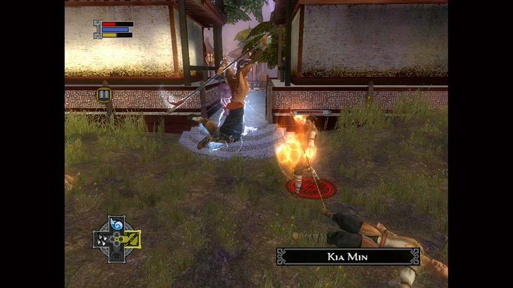 Image from Jade Empire