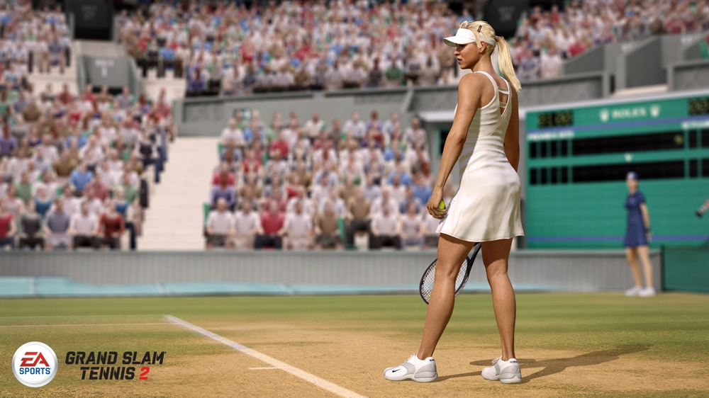 Imagem de Demo do GRAND SLAM® TENNIS 2