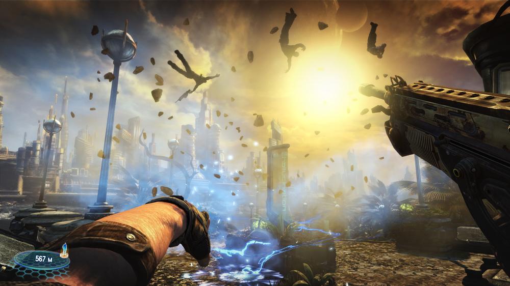 Imagen de Demo de Bulletstorm™