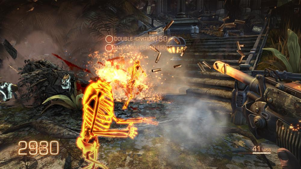 Image from Bulletstorm Demo 