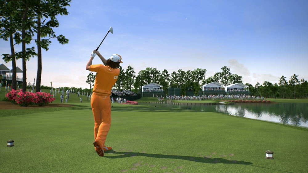 Image from Tiger Woods PGA TOUR 13 Demo