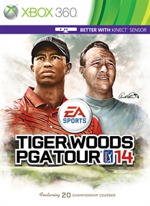 Tiger Woods PGA TOUR 14 - Démo