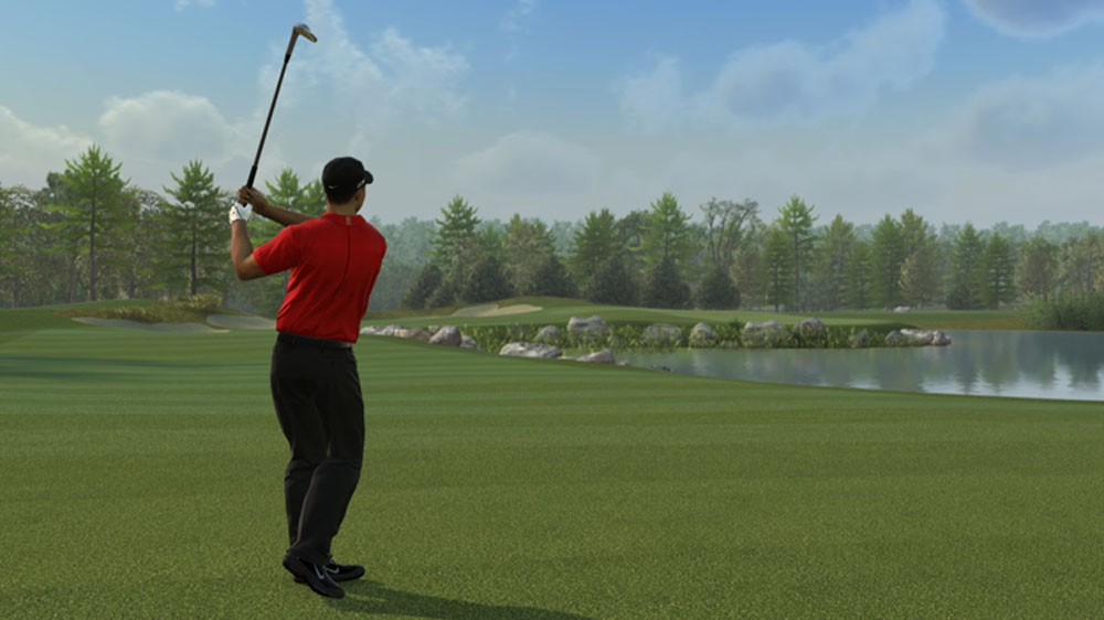Afbeelding van Tiger Woods PGA TOUR 14 - Demo 