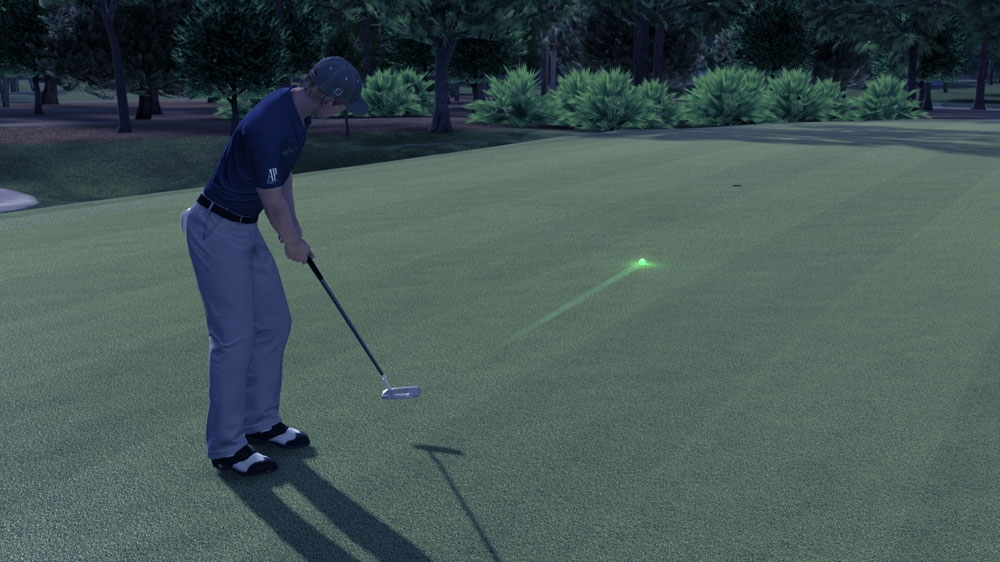 Image from Tiger Woods PGA TOUR 14 - Demo