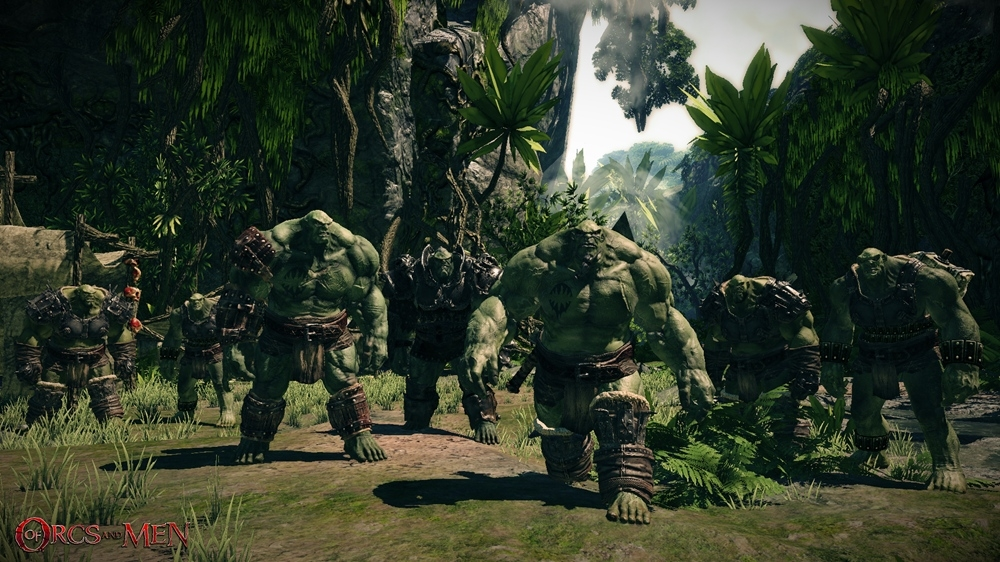 Image de Of Orcs and Men