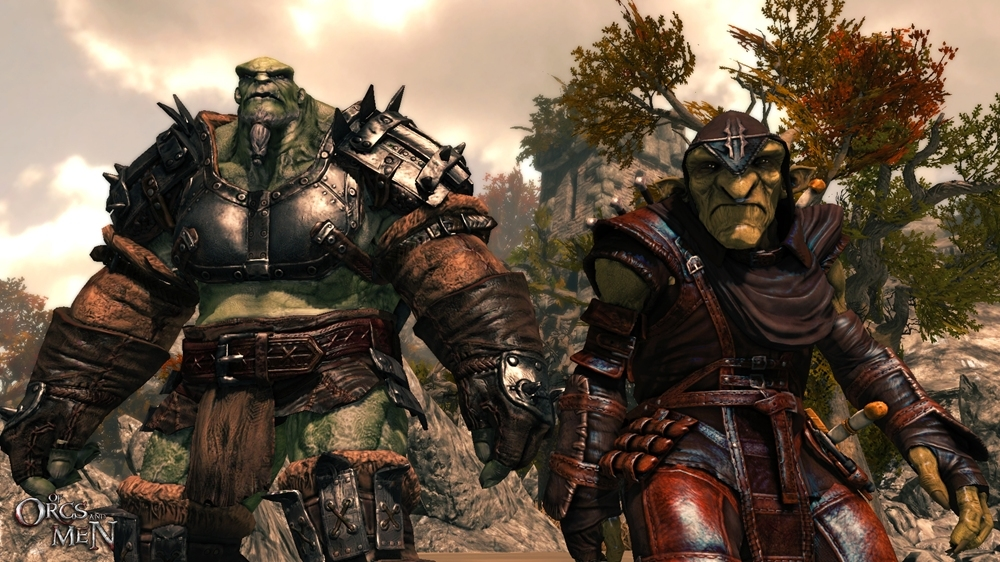 Imagen de Of Orcs and Men