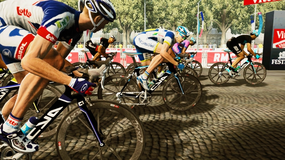 Bild von Tour de France 2012