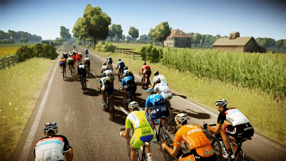 Image from Tour de France 2012