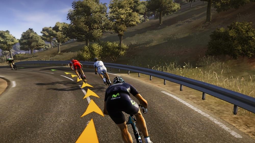 Bild från Tour de France 2013
