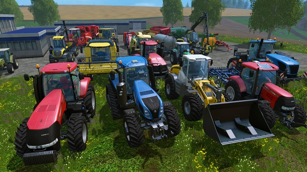 Image from Farming Simulator 15