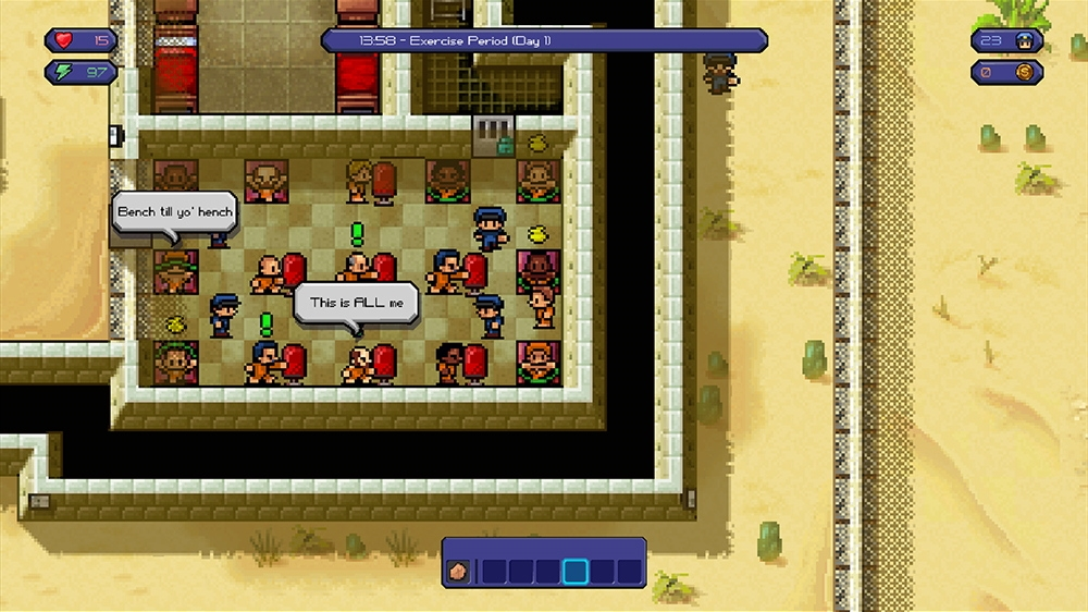 Image de The Escapists