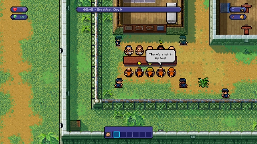 Image from The Escapists