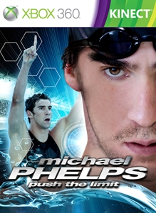 Michael Phelps – Push The Limit Announcement Trailer