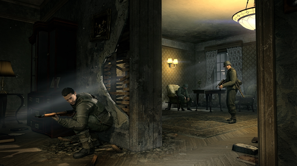 Image from Sniper Elite V2