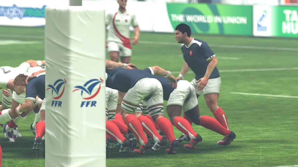 Image from Rugby World Cup 2011 Demo