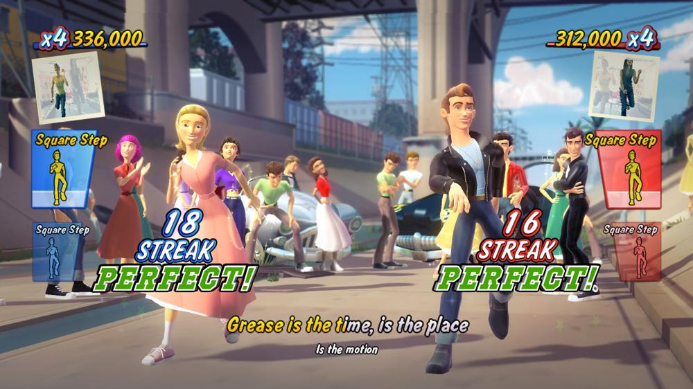 Image de Grease Dance Demo