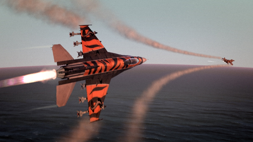 Immagine da Demo di Top Gun: Hard Lock