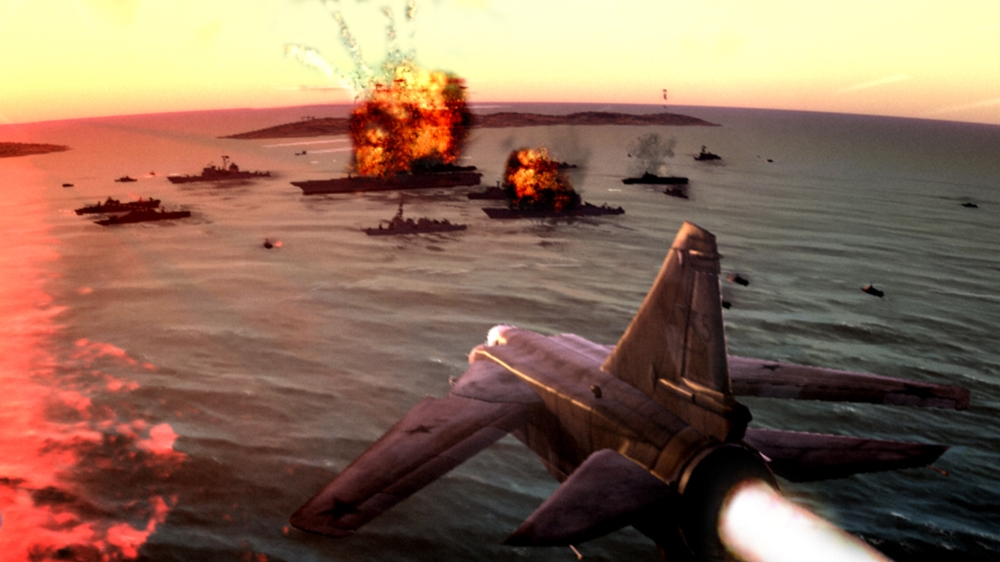 Image from Top Gun: Hard Lock DEMO