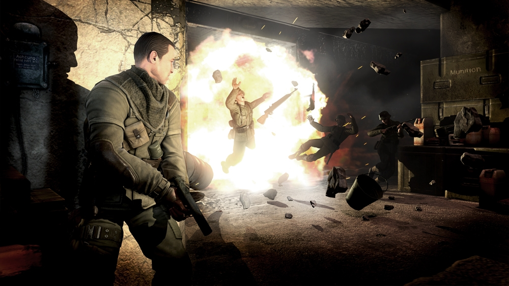 Image from Sniper Elite V2 DEMO