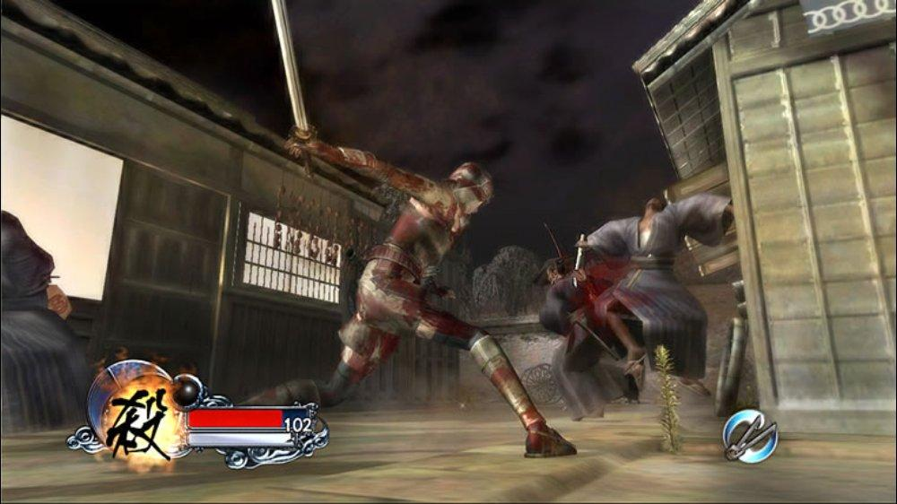 Image from Tenchu Z