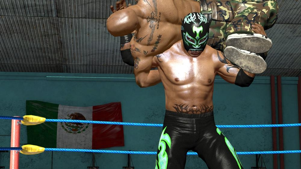 Image from Lucha Libre AAA