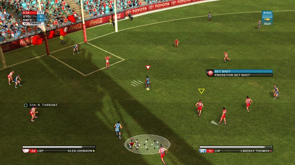Image from AFL Live 2